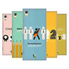 HEAD CASE DESIGNS BE DIFFERENT HARD BACK CASE FOR SONY PHONES 1