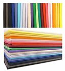 Plain Polycotton Fabric Material - 25 Shades ( Choice of Lengths )  *FREE P&P*