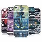 HEAD CASE DESIGNS NEBULA TRIBAL PATTERNS SOFT GEL CASE FOR APPLE iPHONE 5C