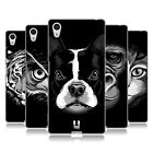 HEAD CASE DESIGNS BIG FACE ILLUSTRATED 2 SOFT GEL CASE FOR SONY XPERIA Z5