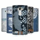 HEAD CASE DESIGNS JEANS AND LACES SOFT GEL CASE FOR LG G4