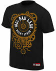 WWE BECKY LYNCH 100% Bad Lass OFFICIAL AUTHENTIC T-SHIRT