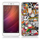 (300+ Phone Model) Patterned Soft TPU Rubber Back Skin Gel Silicone Case Cover