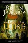 Redwall The Legend of Luke Brian Jacques Audio Cassette New