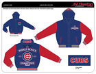 Chicago Cubs 2016 World Series MLB Championship Reversible Jacket JH Design SALE on Ebay