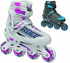 ROCES Jockey Adjustable Youth Inline Skates Boys And Girls