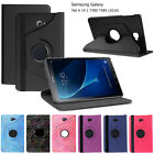 Kyпить Leather Folio Case Stand Cover For Samsung Galaxy Tab A6 10.1