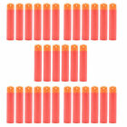 30pc Foam 9.5X2cm Darts Bullet Blaster for Nerf N-Strike Elite MegaLAK