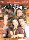 About Last Night - DVD - NEW & SEALED - Original with Demi Moore & Rob Lowe