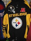 Pittsburgh Steelers Cotton Twill Team Jacket - Free Shipping - New