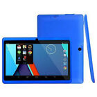 7inch Google Android 4.4 Quad Core Tablet PC 1+ 8GB Dual Camera Wifi Bluetooth