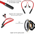 Baseus HD Wireless Bluetooth Noise Cancelling Earphones for iPhone X XS MAX 8 7