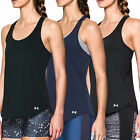 Under Armour UA Womens Fly-By Sleeveless Running Gym Sports Tank Top Vest