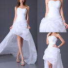 ODD SIZE HOT Women Long Wedding Party Bridesmaid Princess Dress Formal Prom Gown