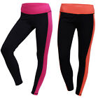 Womens Fitness Compression Leggings Yoga Pants Gym Trousers Workout Sport Wear
