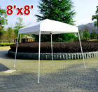EZ Pop Up Canopy Wedding Party Tent Outdoor Folding Patio Gazebo Shade Shelter