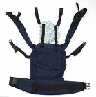 Cotton Baby Carrier Infant Newborn Comfort Backpack Buckle Sling Wrap Fashion 03 фото