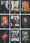 Star Wars Card Trader 2016 Galactic Moments Complete 20 Card Chase Set