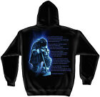 Erazor Bits Hooded Sweat Shirt Mens Sweater Hoodie Fireman's Prayer Firefighter