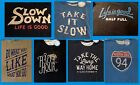 Life is Good Men's Short-Sleeve Creamy T-Shirts Several New Patterns MSRP $32