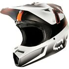 Fox Racing V3 ~ 2015 Franchise Off Road MX Orange Helmet Adult
