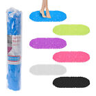 Bath Shower Mat Large Pebble Suction Anti Non Slip Bathroom Durable Foot Massage