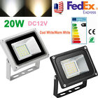 20W Cool Warm White SMD LED Flood Light Outdoor Garden Spotlight Lamp 12V IP65