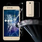 Tempered Glass Screen Protector &Clear Case Cover For Asus Zenfone 3 Max ZC520TL
