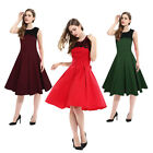 Women's Fashion Dress Lace Mosaic Pleated Skirt Vest Skirt Solid Color Delicate