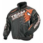 Arctic Cat Men's Orange Pride Snowmobile Jacket, 5250-21_