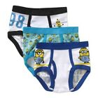 Despicable Me Toddler Boys 2t-4t Underwear, 3 Pack