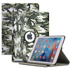 Leather 360 Rotating Smart Stand Case Cover For APPLE iPad2/3/4 Air1/2 Mini1/2/3 <br/> Available For Apple iPad 9.7/ Pro 10.5/ Pro 12.9 (2017)