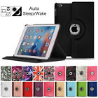 Kyпить Leather 360 Rotating Smart Stand Case Cover For APPLE iPad2/3/4 Air1/2 Mini1/2/3 на еВаy.соm