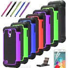 Hybrid Shockproof Protective Hard Case Cover Skin for Samsung Galaxy S4/S5/S6/S7