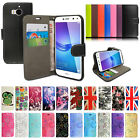 Luxury Leather Book Wallet Flip Case Cover For HUAWEI MOBILE PHONE + Stylus