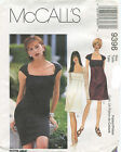 McCalls 9396 Misses Dresses Sewing Pattern