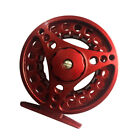Left or Right Handed Fly Fishing Reel Disc Drag 5 6wt 85mm CNC Machined Aluminum