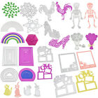 Metal Cutting Dies Stencil for Scrapbooking DIY Embossing Album Paper Handcraft