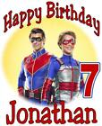 HENRY DANGER BIRTHDAY T-SHIRT Personalized Any Name/Age Toddler to Adult