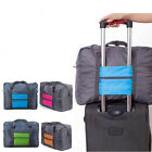 4 color Travel Big Size Foldable Luggage Bag Clothes Storage Carry-On Duffle Bag