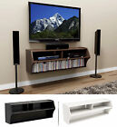 """48"""" Altus Floating Wall Mounted Console LCD/LED TV Stand ..."""
