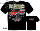 57 Chevy T Shirt Gasser Speed Shop 1957 Drag Strip Classic Car Shirt Hot Rod Tee