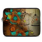 Zipper Sleeve Bag Cover - Rusty Lace - Fits Most Laptops + MacBooks