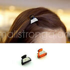 Fashion Korean Style Women Crystal Mini Hair Claw Clips Barrette