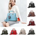 New Fashion PU Leather Women Purse Tote Handbag Shoulder Bags