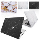 Smart Rubberized MARBLE Hard Case Cover for Apple Macbook Laptops Hot sale