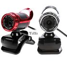 New USB HD Webcam 10X Optical Zoom Web Cam Camera with MIC for PC Laptop TXCL