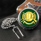 Irish Defence Forces Cavalry Pocket Watch