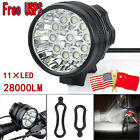 Внешний вид - 28000 Lm 11x CREE T6 LED 3 Modes Bicycle Lamp Bike Light Headlight Cycling Torch
