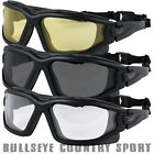 Valken Zulu Tactical Safety Goggles Glasses Eye Protection Airsoft Paintball